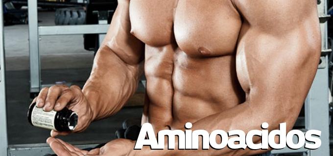 aminoácido para la musculación