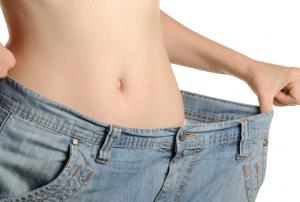 vaso verde para perder un kilo de grasa