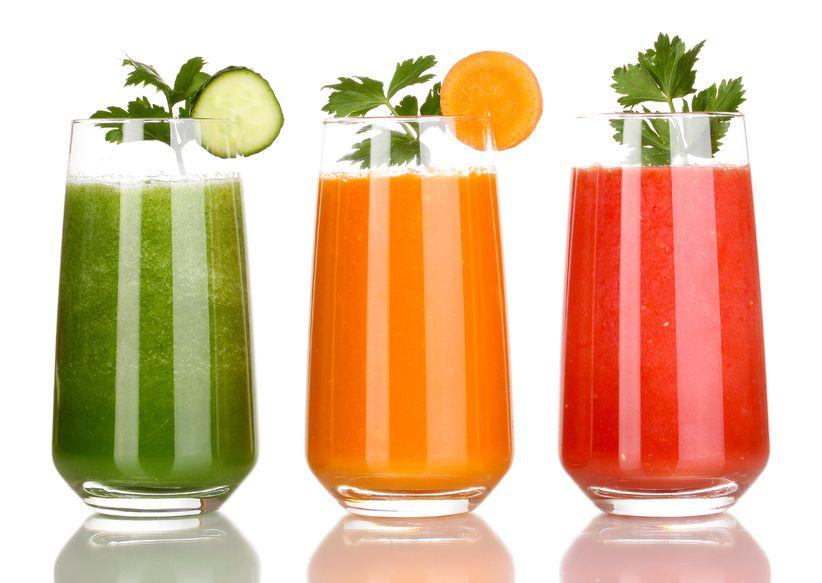 bebidas détox para perder peso