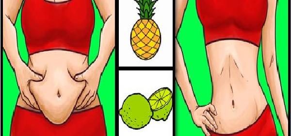 pina-y-limon-para-bajar-de-peso