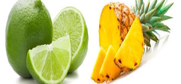 beneficios-del-agua-de-limon-con-pina